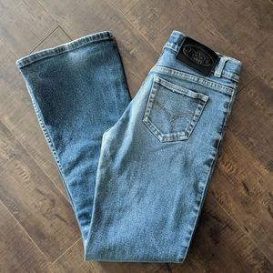 Vintage Authentic Brody Jeans ladies 28x32.5 GUC